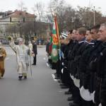 Водосвет и благославяне на частите и бойните знамена 2
